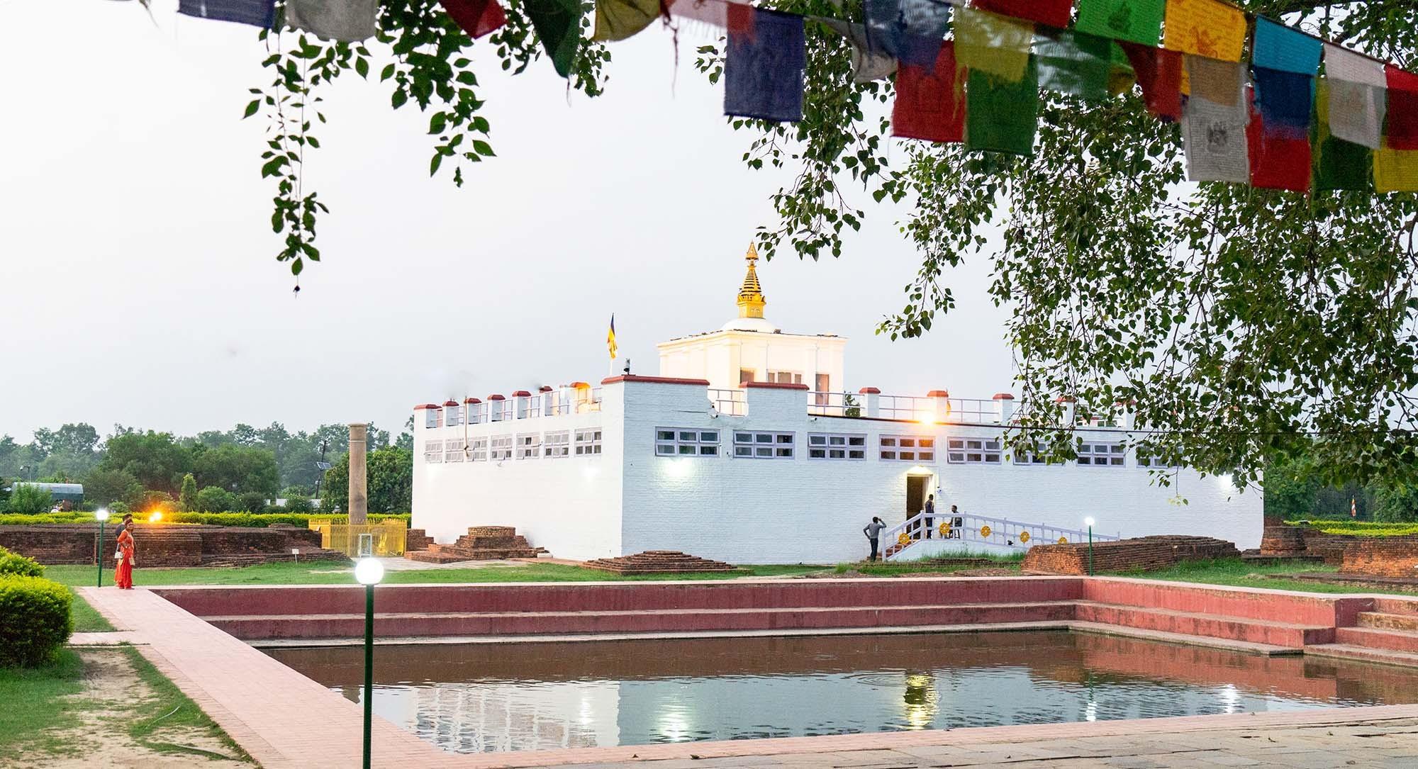 Lumbini - Muktinath (lower Mustang)